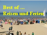 Best of Reisen und Ferien Button